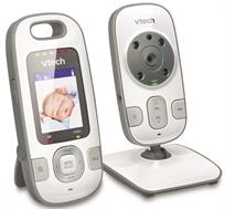 אינטרקום דיגיטאלי לתינוק Bm2600 עם מצלמה ומערכת אבטחת קול