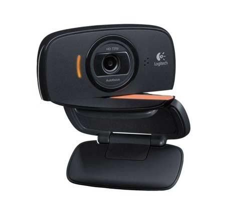 מצלמת רשת Logitech HD C525 Mic Retail
