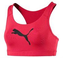 גוזיית אימונים פומה דגם PWRSHAPE Forever - Logo לנשים בצבע ורוד