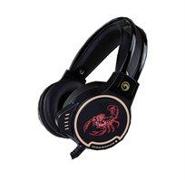 אוזניות גיימינג MARVO דגם HG-8907