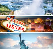 טיול מאורגן אקספרס בפסח לניו יורק ולאס וגאס רק בכ-$3350*