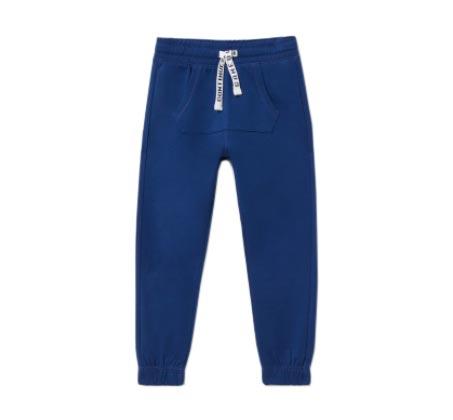מכנסי ספורט לילדים - כחול נייבי