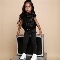 ORO ג'ינס (7-2 שנים) - סקיני שחור