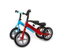 מתאזנים על גלגלים! אופני איזון מברזל לפיתוח הכלים לאיזון ושיווי משקל של הילדים לפני המעבר לדיווש