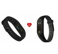 שעון ספורט חכם ומעוצב עם מד דופק מובנה מתחבר לסמארטפון באמצעות Bluetooth