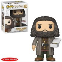 "Funko Pop - Rubeus Hagrid 6"" (Harry Potter) 78 בובת פופ"