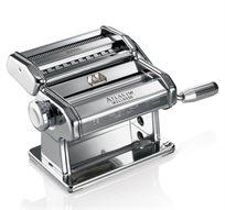 מכונת פסטה דגם Atlas 150 תוצרת Marcato איטליה להכנת לזניה, פטוצ'יני ועוד - 10 שנות אחריות!  - משלוח חינם!