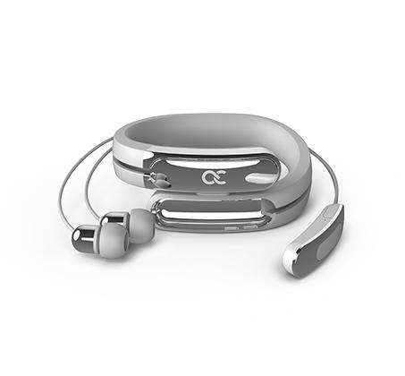 צמיד אוזניות Bluetooth דגם Helix Cuff - משלוח חינם - תמונה 4