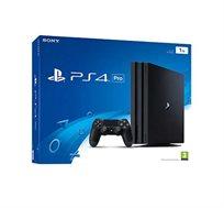 קונסולת  Sony Playstation 4 PRO בנפח 1TB + משחק ספידרמן ומטען שלטים מתנה בשווי ₪250