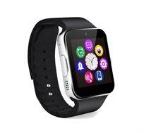שעון חכם משולב טלפון עצמאי עם כרטיס SIM, ו-Bluetooth, מצלמה ותמיכה בעברית ל-APPLE/ANDROID  - משלוח חינם