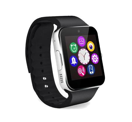 שעון חכם משולב טלפון עצמאי עם כרטיס SIM, ו-Bluetooth, מצלמה ותמיכה בעברית