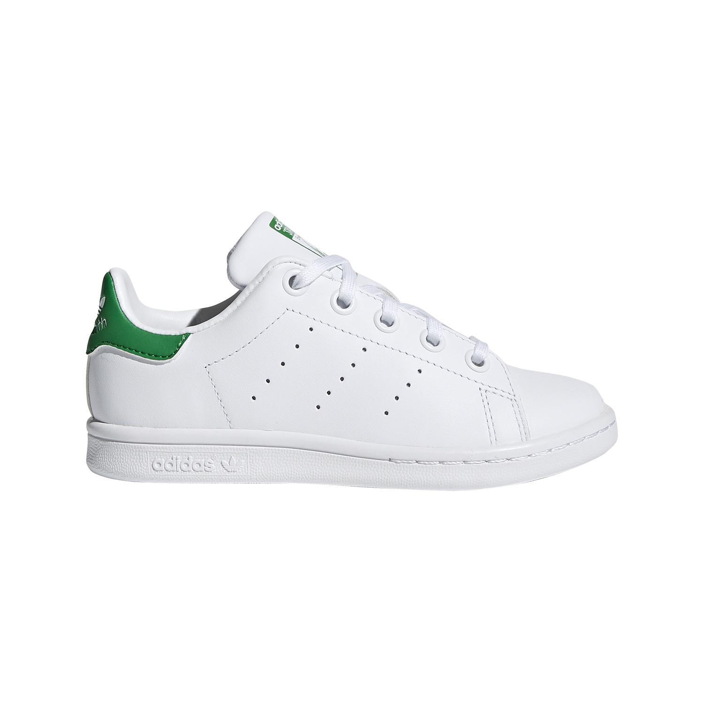 Adidas ילדים// Stan Smith C White/ Green
