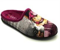 נעלי בית נשים Lady Comfort ליידי קומפורט