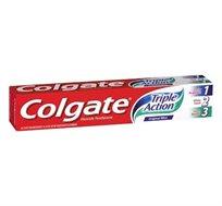 """מארז של 10 יחידות משחת שיניים Triple Action ליחידה 100 מ""""ל Colgate"""