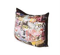 יוגי שיק לונדון מסדרת פופים מודפסים ומעוצבים במוטיבים אוטנטיים וצבעוניים