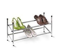 מעמד נעליים מניקל 2 קומות לאחסון קל ונוח