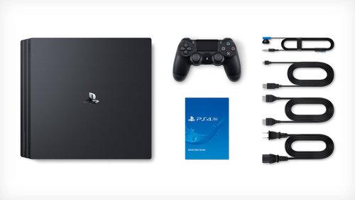 SONY PS4 PRO Playstation 4 PRO 1T סוני פלייסטיישן 4 פרו אריזה פגומה! משלוח חינם - תמונה 3