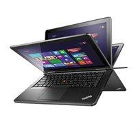 מחשב נייד דגם Thinkpad Yoga S1 LENOVO מסך מגע מעבד i5 זיכרון 4GB דיסק 256GB SSD