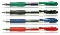עט G2 עובי 0.5 צבע כחול