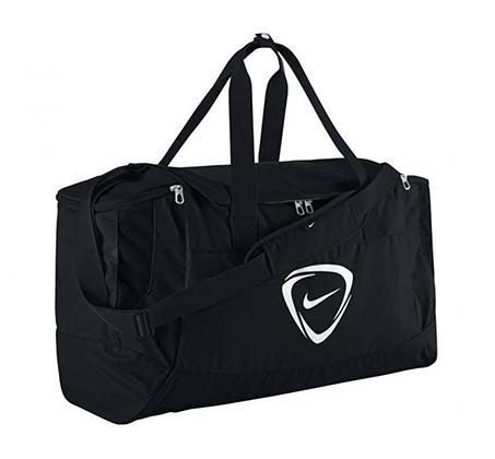 תיק נייק לחדר כושר עם לוגו - שחור