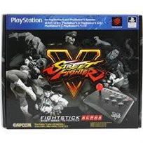 Street Fighter Fightstick Mad-Catz Alpha Ps4