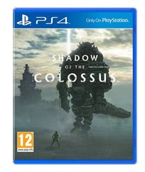 Shadow Of The Colossus Ps4 במלאי! אירופאי!