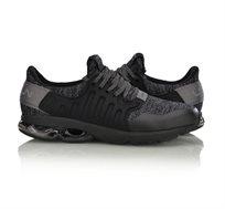 נעלי ריצה מקצועיות לגברים Li Ning Arc Shock Absorber בצבע שחור