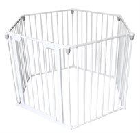 מתחם פעילות מודולארי 2 ב 1 הופך גם לשער בטיחות
