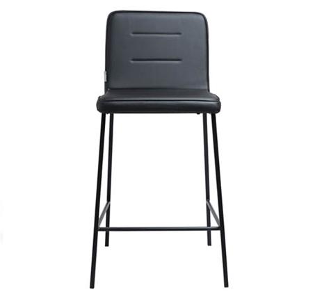 כיסא בר דגם שון בעיצוב מודרני נעים ונוח לישיבה