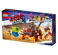 משחק הרכבה לילדים THE LEGO MOVIE 2 סדרה 6 LEGO