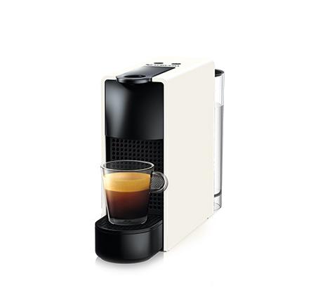 מכונת Nespresso אסנזה מיני בצבע לבן דגם C30