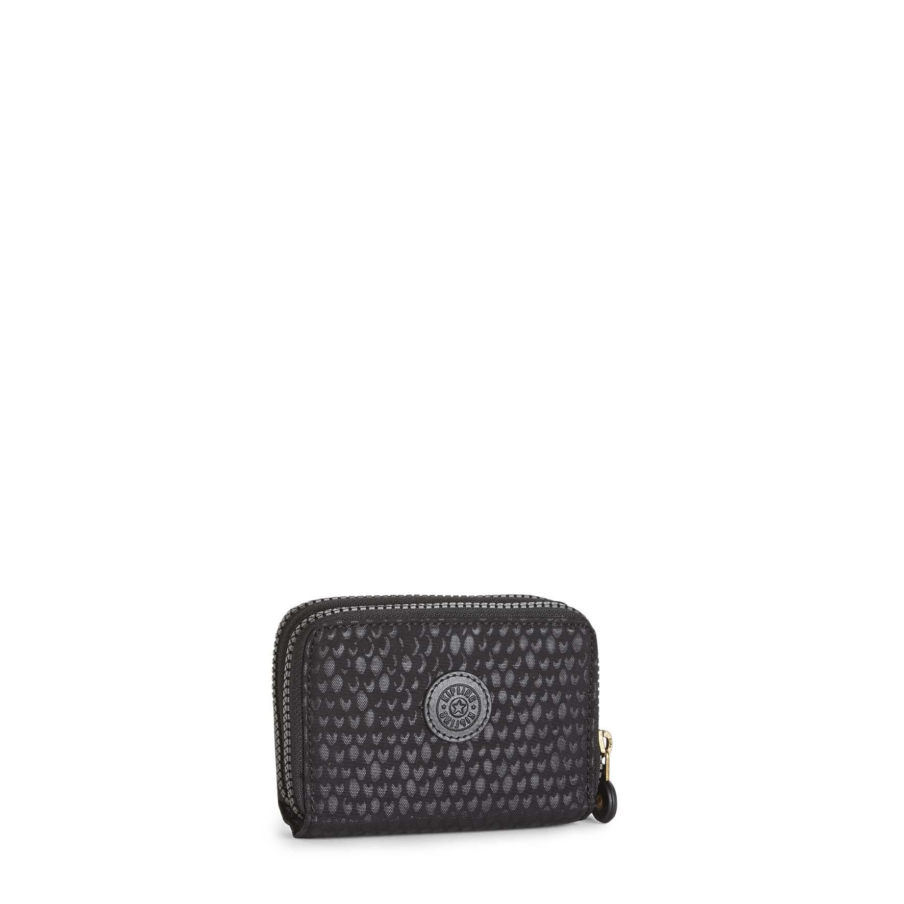 ארנק בינוני Abra - Black Scale Embשחור מנומר