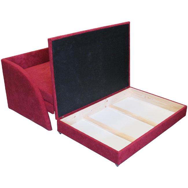 ספת אירוח דו מושבית נפתחת למיטה זוגית Or-Design דגם נופר - תמונה 3