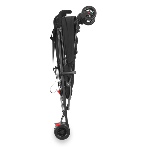 טיולון לתינוק קווסט 2019 עם גגון מורחב ומערכת נסיעה חדשה - ג'ינס - משלוח חינם - תמונה 4