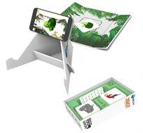 "BIMBOX - משחק זיכרון המשלב אפליקציית ""מציאות רבודה"" לשיפור חווית המשחק"