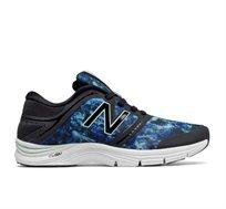 נעלי אימון וריצה לנשים NEW BALANCE דגם wx711BG2 בצבע שחור כחול מודפס