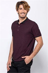 חולצת פולו פיקה DOTS YARN