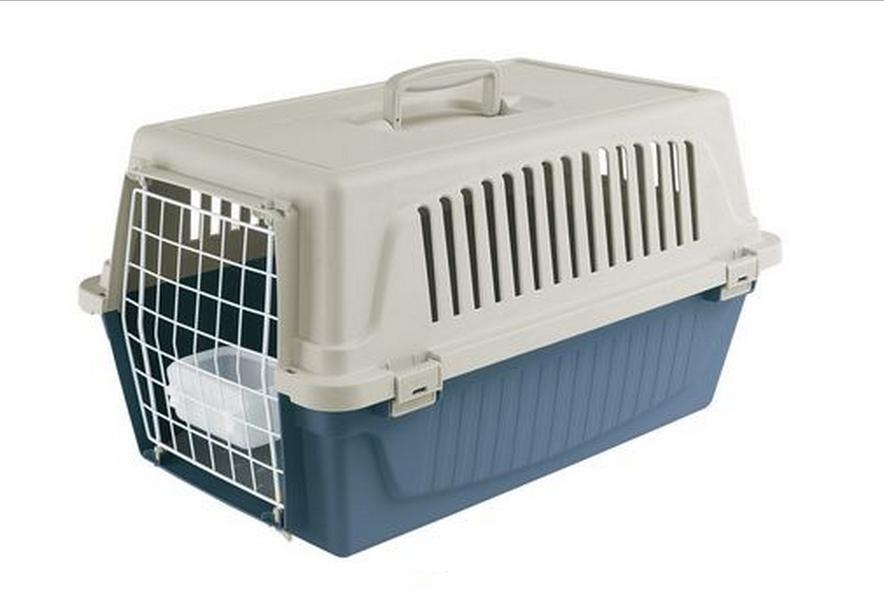 כלוב נסיעה לחתול אטלס 10 סגור