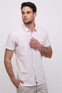 חולצת  פשתן עם אורירית