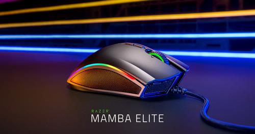 עכבר גיימינג Mamba Elite