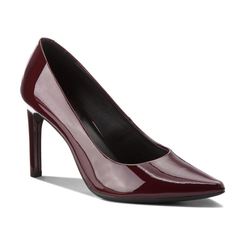 נעלי עקב אלגנטיות GEOX לנשים D FAVIOLA C - NAPPA - צבע לבחירה