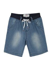 מכנסי גינס קצרים אופנתיים