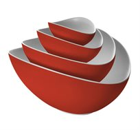 סט 5 קערות דגם PRECIDIO מעוצבות לחיסכון במקום אחסון COLLECTION BY SOHO