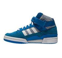 נעלי ספורט לגברים ADIDAS FORUM MID RS B35273 - כחול/לבן