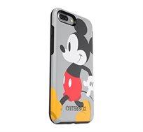 כיסוי דיסני ל - iPhone 7/8 Plus דגם sym.mickey בצבע אפור