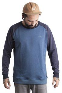 סווצ'אר קרונק בייזבול SUPPLY בצבעי נייבי וכחול