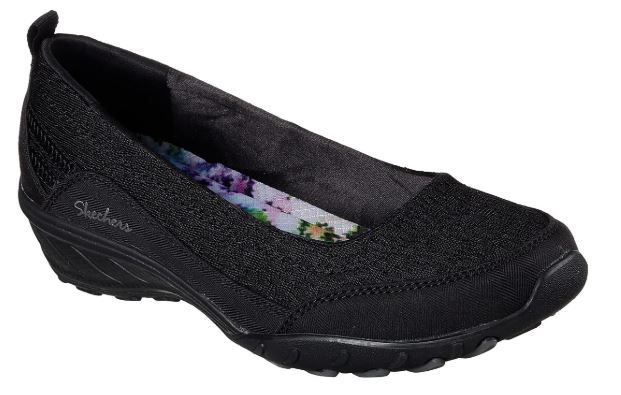 Skechers נשים//Relaxed Fit Savvy Winsome Black
