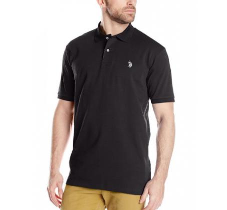 1+1! חולצת פולו אופנתית - קלאסית מבית U.S. POLO עשויה 100% כותנה רכה במגוון מידות וצבעים החל מ-₪149