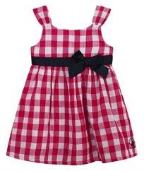 שמלת פולו עם חגורת סרט