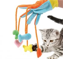 כפפת משחקים לחתול